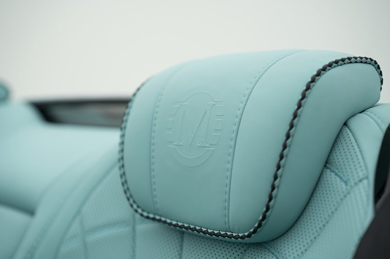 Mercedes S 63 AMG Cabrio Mansory