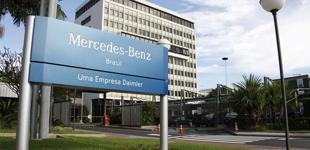 Mercedes São Bernardo do Campo
