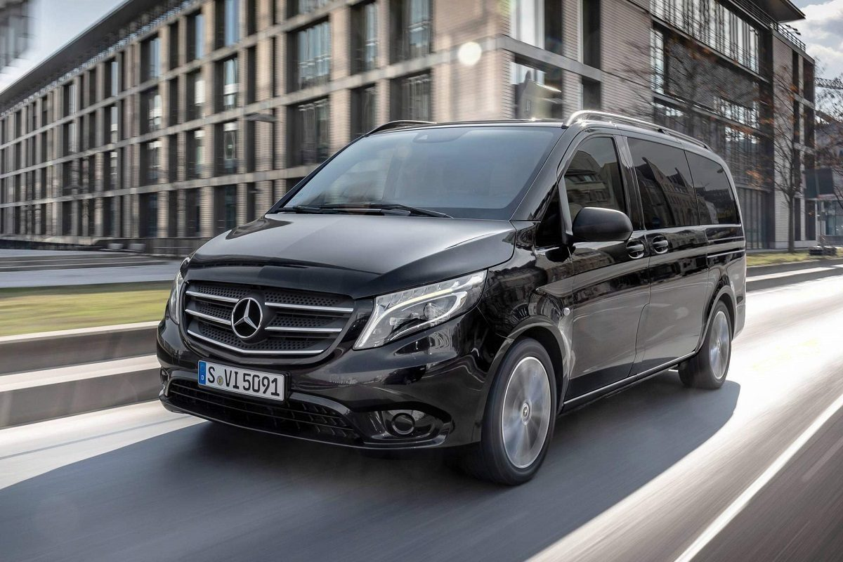 Mercedes Vito 2019 nuovo motore diesel OM 654