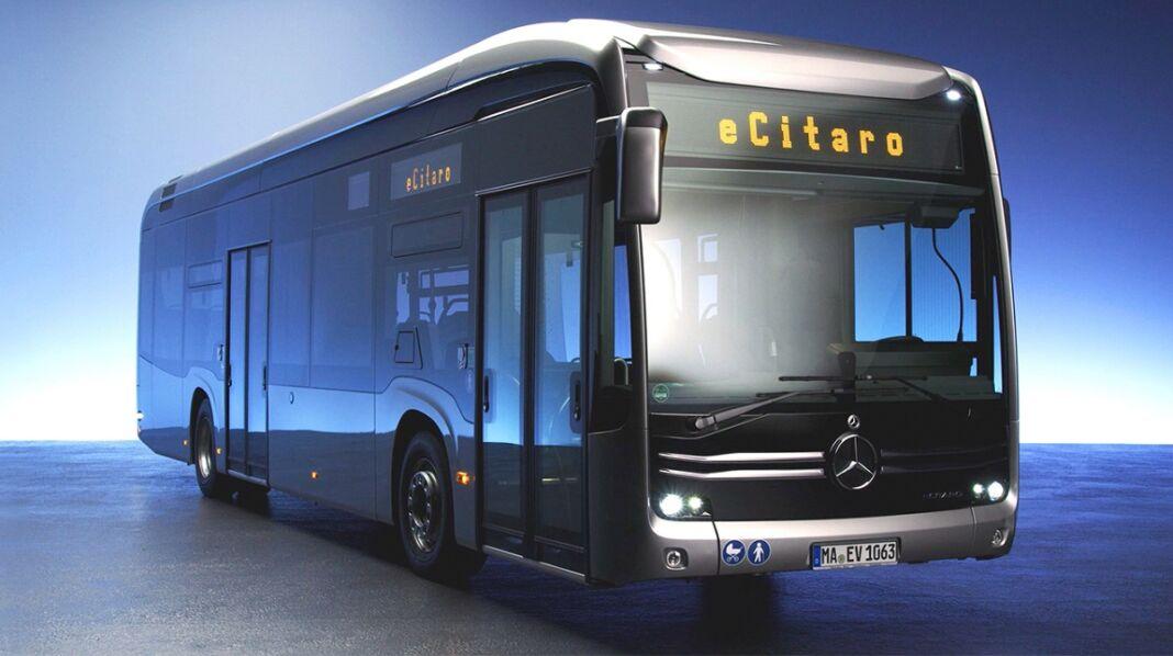 Mercedes eCitaro primo esemplare consegnato