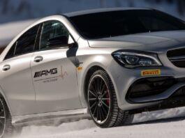 Mercedes partnership Pirelli AMG Academy Driving Italia