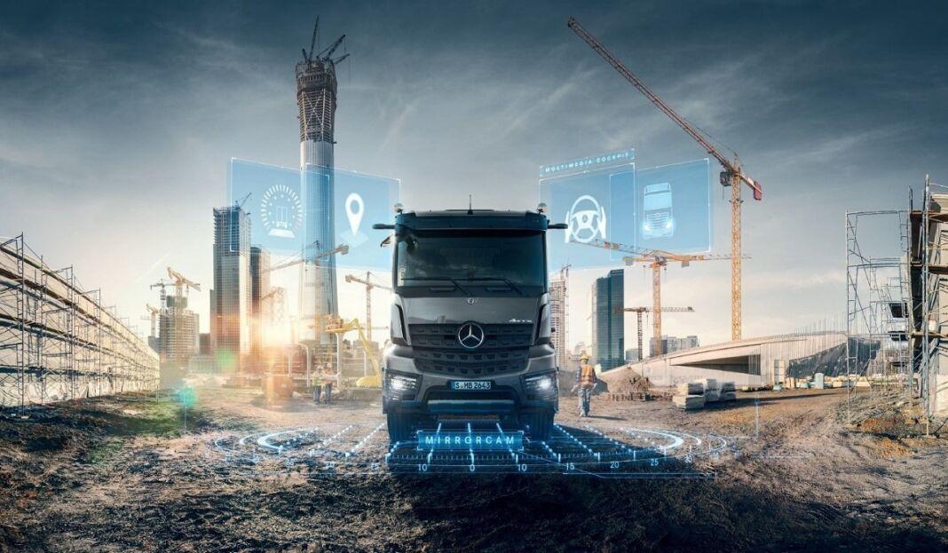 Daimler Bauma 2019