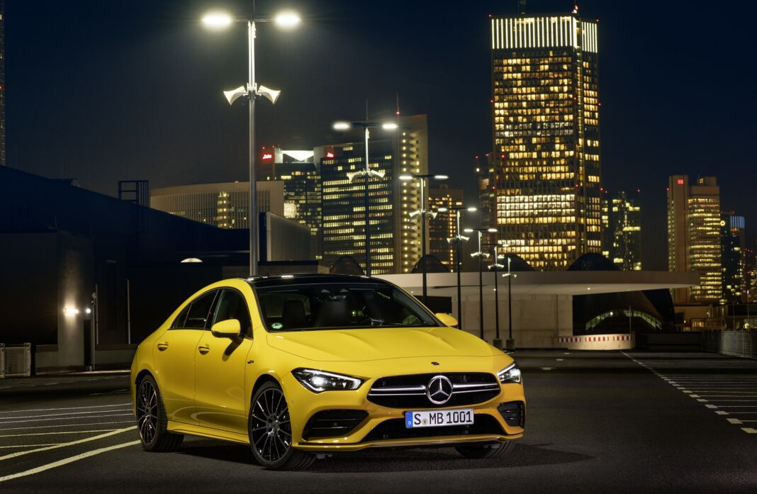 Mercedes-AMG CLA 35 4MATIC,