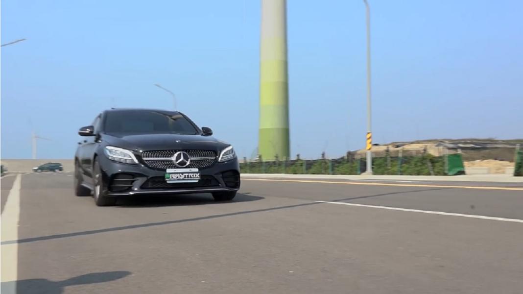 Mercedes C 300 Armytrix