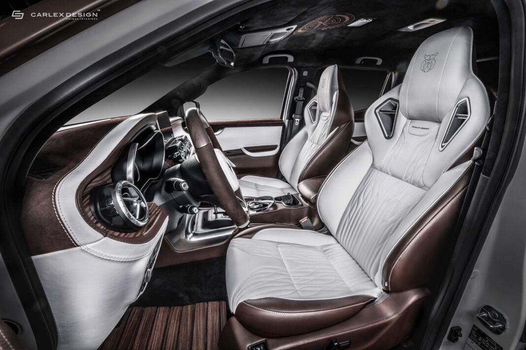 Mercedes Classe X Carlex Design