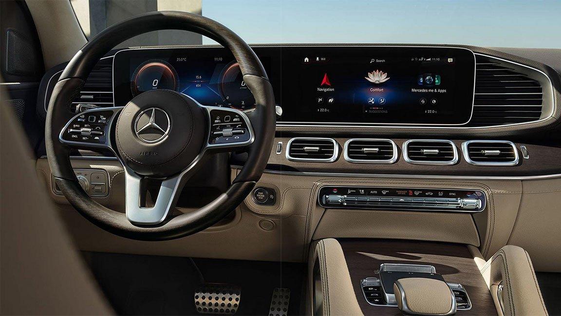 Mercedes GLS 2020 prime foto