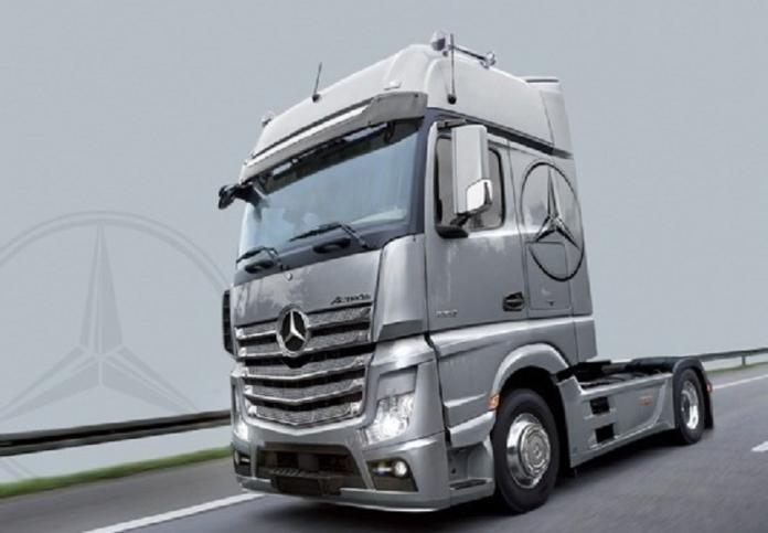 Mercedes autocarro