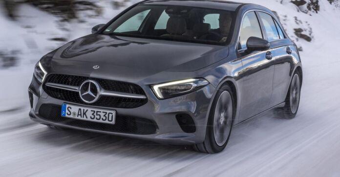Nuova Mercedes Classe A 5 stelle Euro NCAP