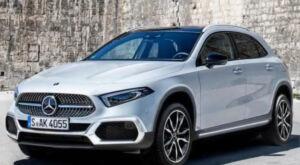 Nuovo Mercedes GLA render