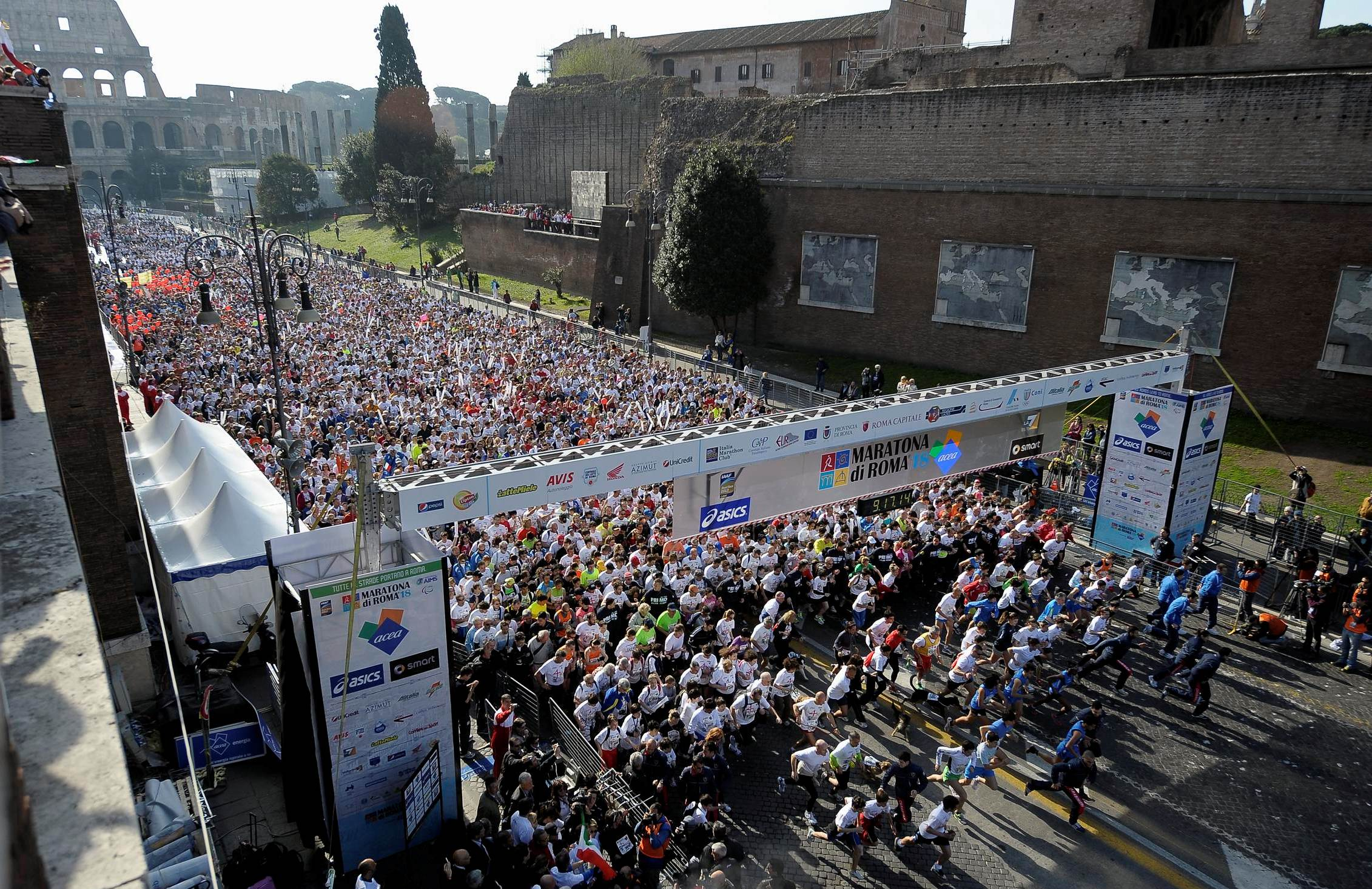 XXV Acea Maratona Roma