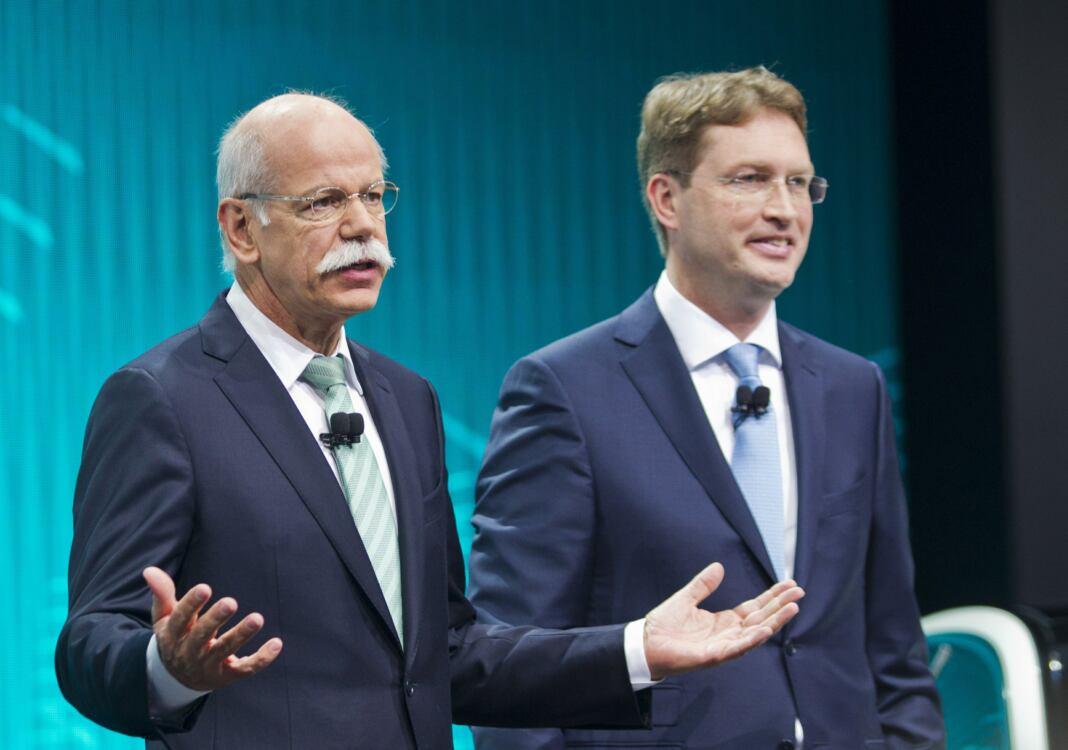 Dieter Zetsche non è più CEO di Mercedes, inizia una nuova era