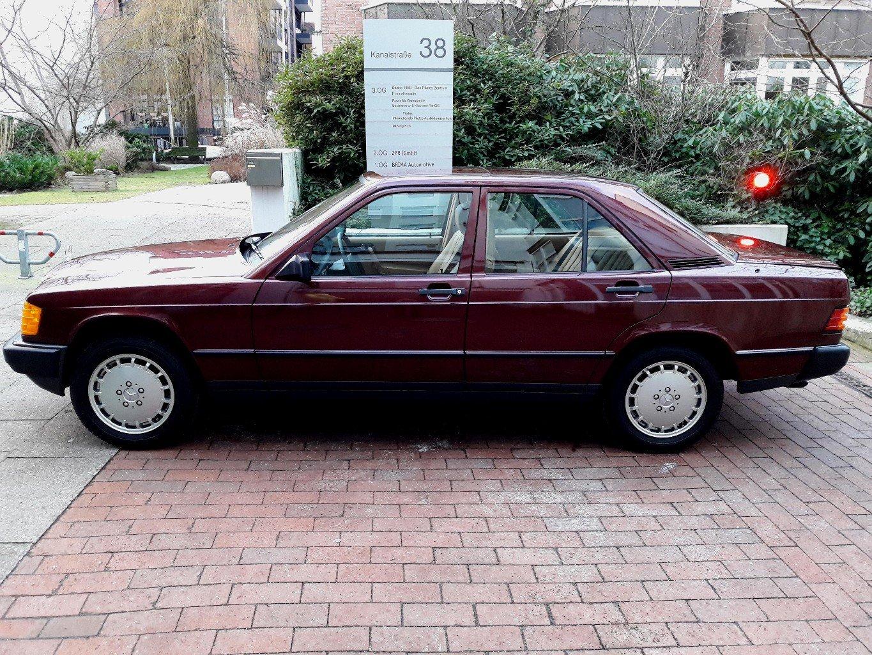 Mercedes 190E 1986 vendita
