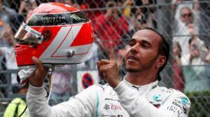 Mercedes manterrà una stella rossa sulle sue monoposto di Formula 1 per ricordare Niki Lauda