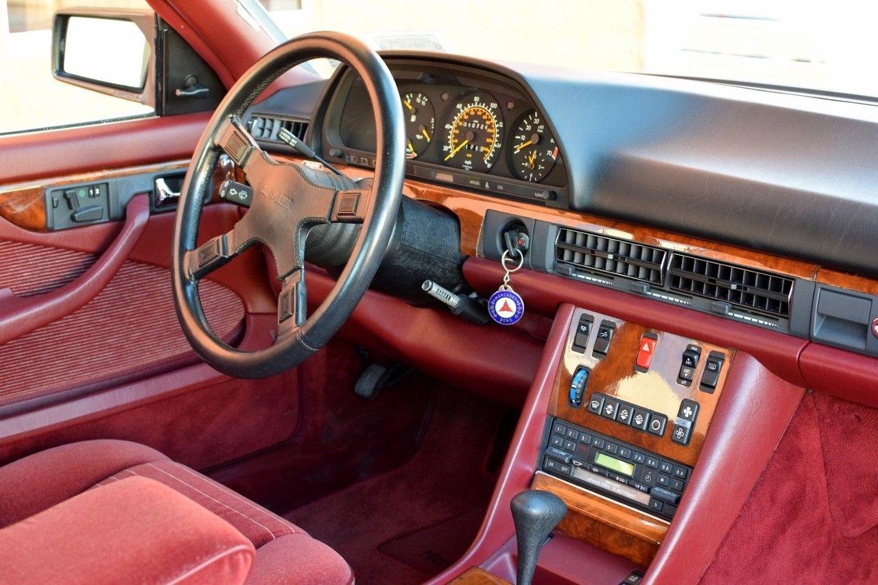 Mercedes 500 SEC AMG 1985 eBay