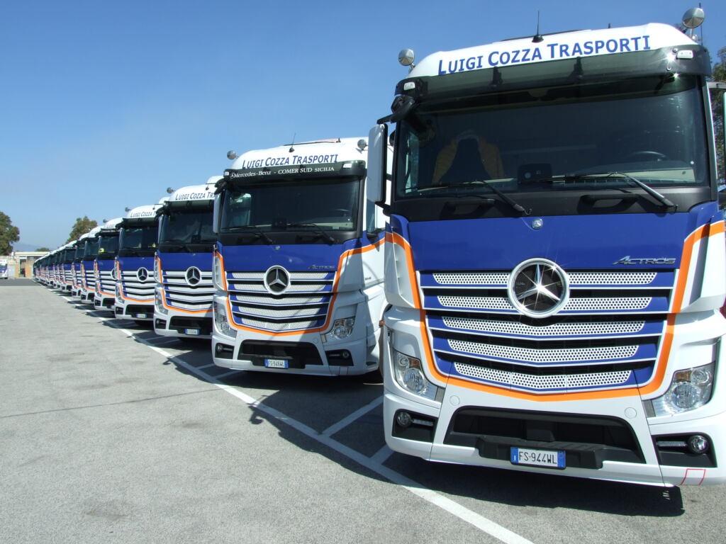 Mercedes Actros LCT S.p.A