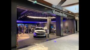 Mercedes City Spot: in Francia parte la sperimentazione dei punti vendita del futuro