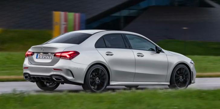Mercedes Classe A Sedan Australia