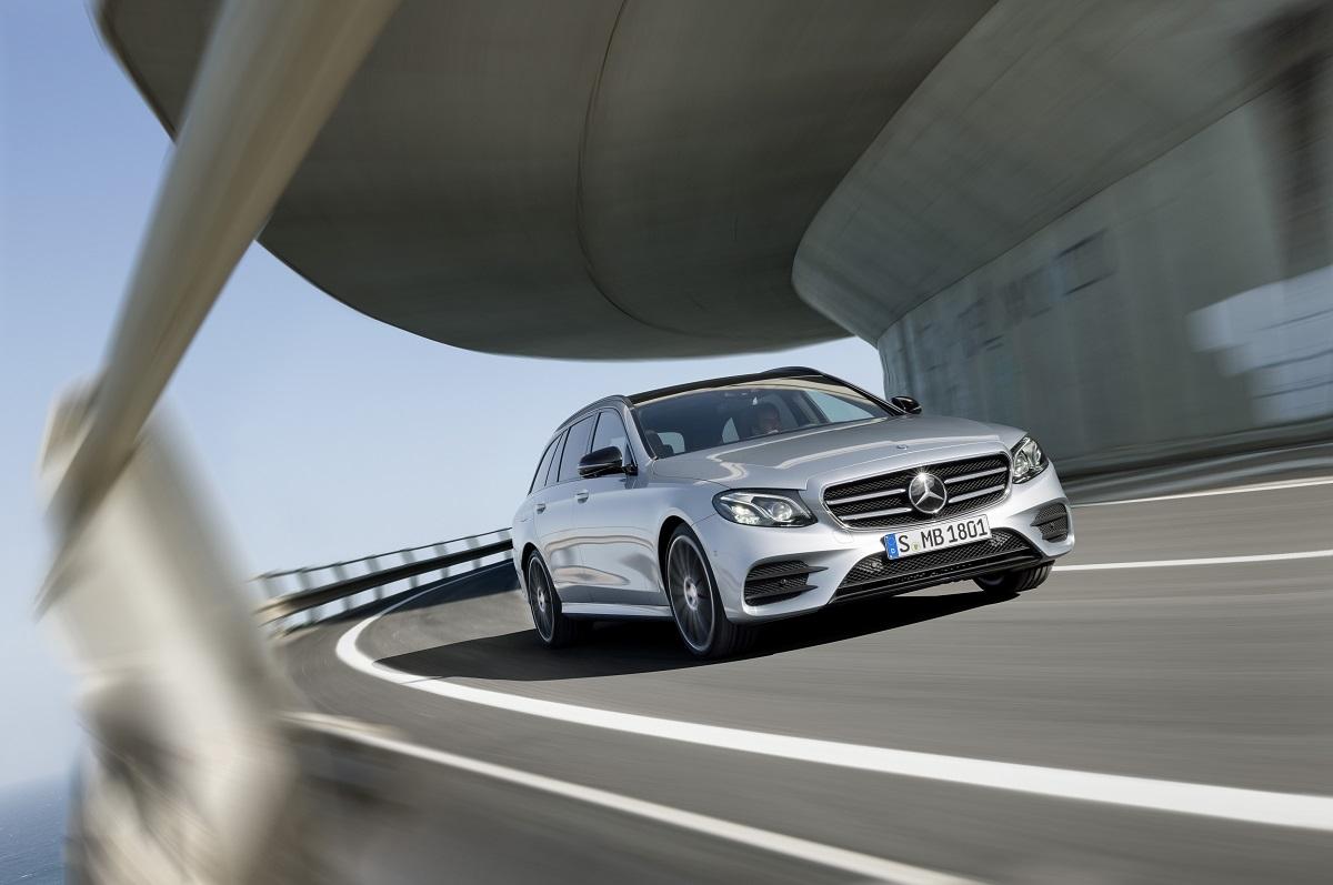Mercedes Classe E Estate