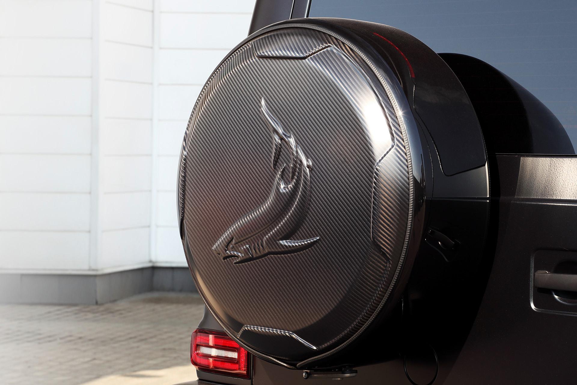 Mercedes G 63 AMG 2019 body kit Inferno