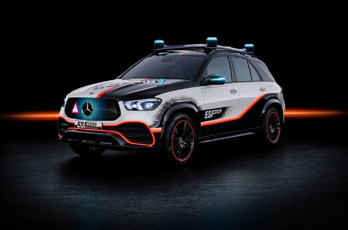 Mercedes GLE ESF 2019