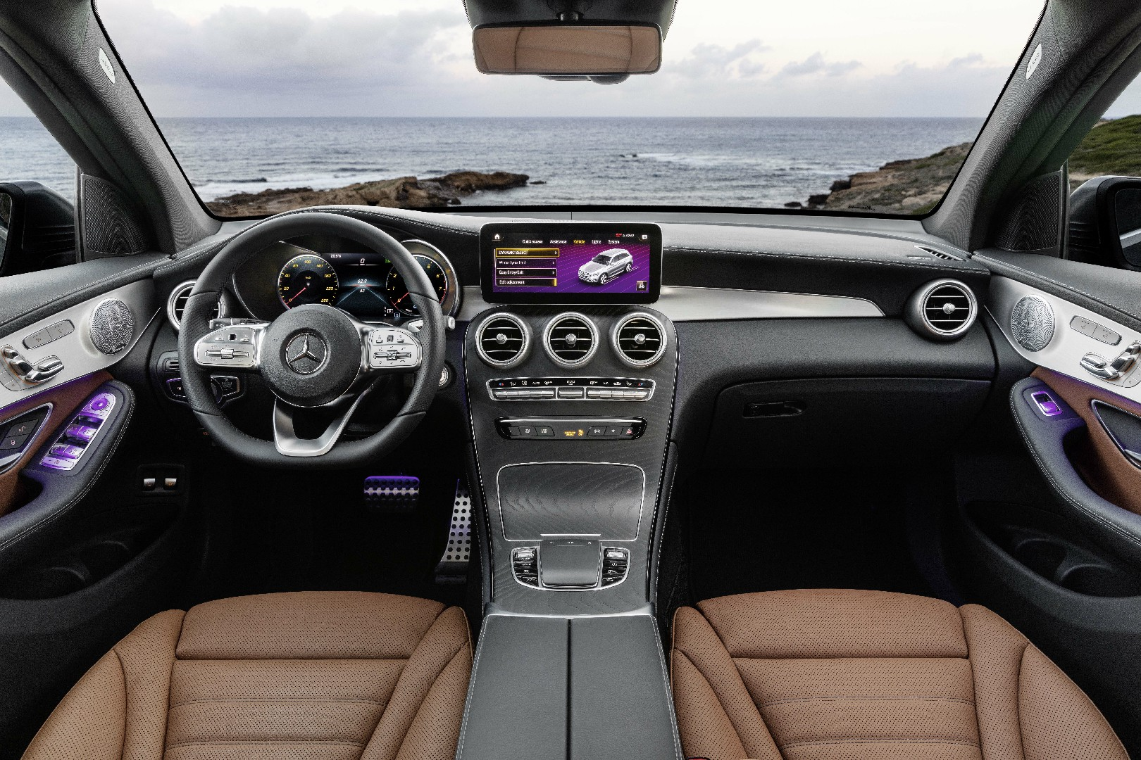 Nuovo Mercedes GLC Regno Unito