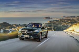 Nuovo Mercedes GLS Regno Unito