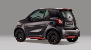Smart EQ ForTwo Ushuaïa Limited Edition 2019