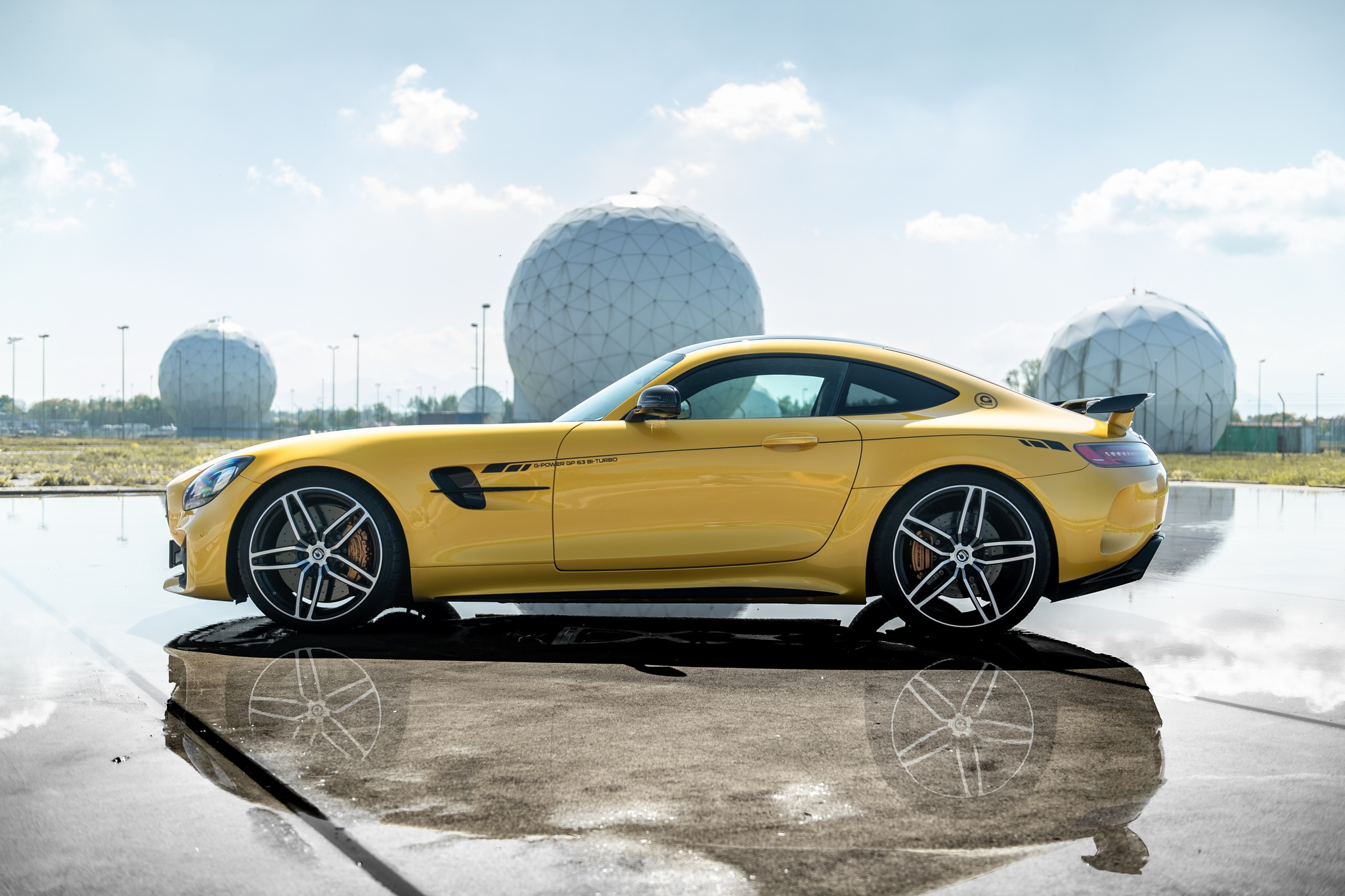 Mercedes-AMG GT R G-Power