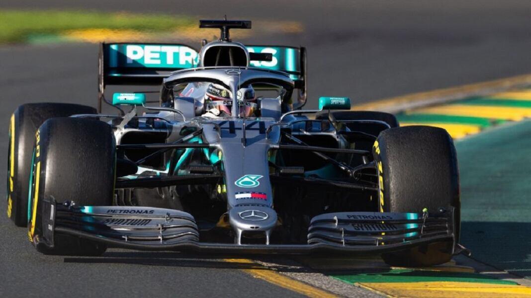 Mercedes-AMG Petronas Motorsport F1