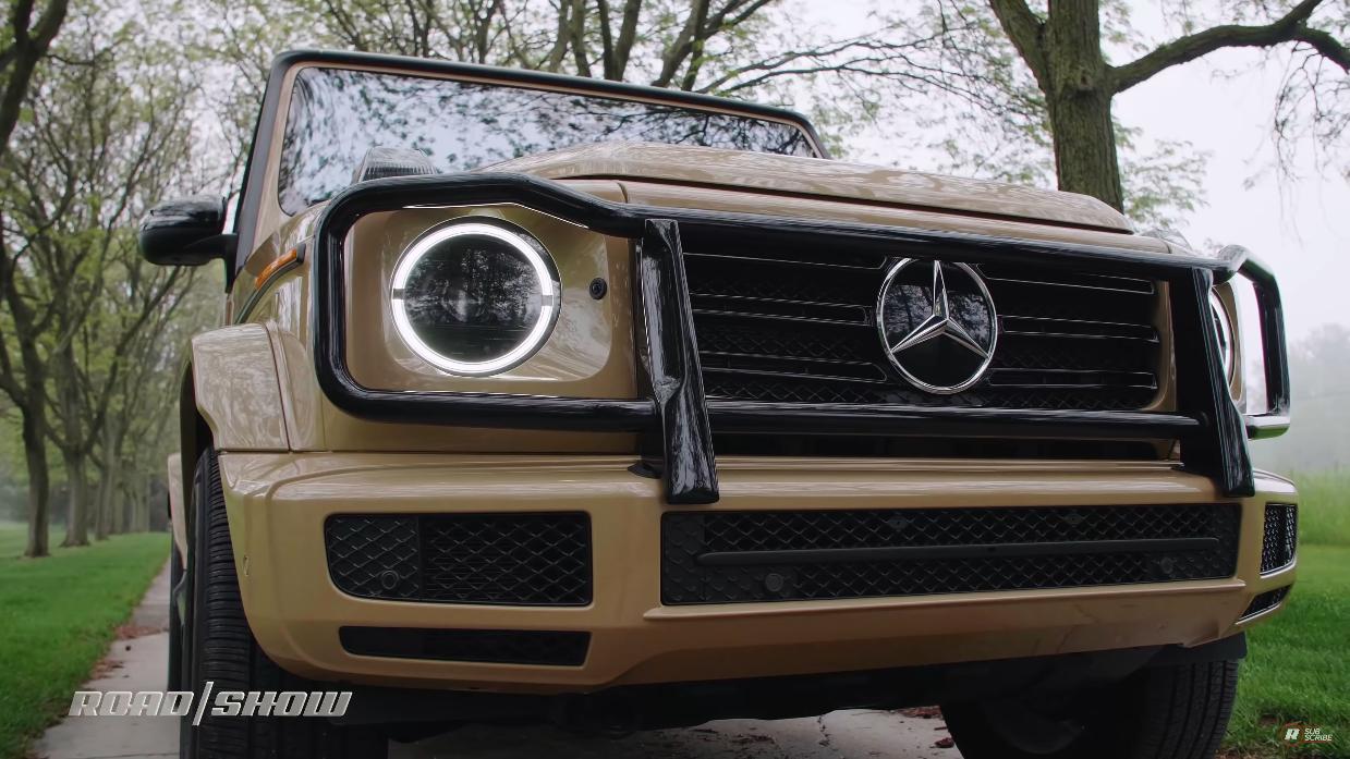 Mercedes G 550