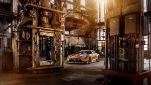 Nuova Mercedes-AMG GT3
