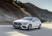 Nuova Mercedes CLA Shooting Brake prezzi Germania