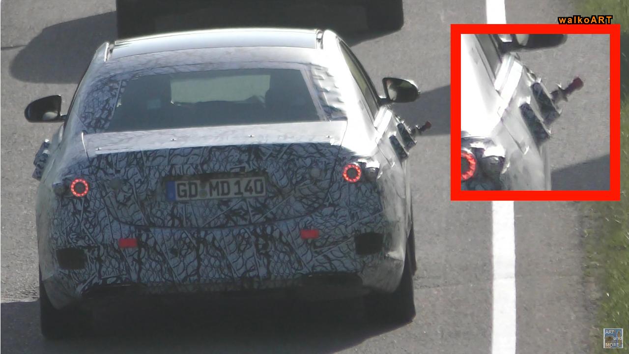 Nuova Mercedes Classe S ibrido plug-in