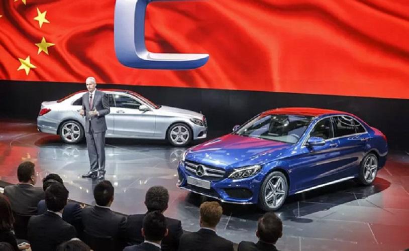 BAIC Daimler