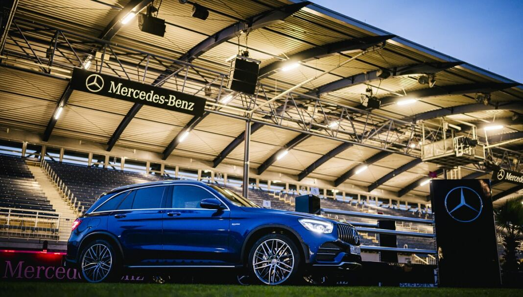 Mercedes-AMG GLC 43 4Matic CHIO 2019