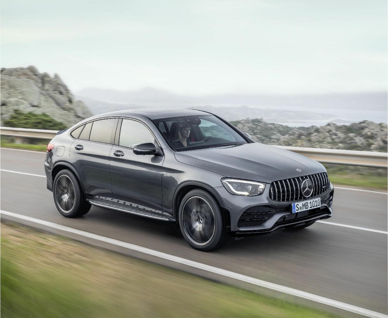 Mercedes-AMG GLC 43 Coupé 4Matic 2020