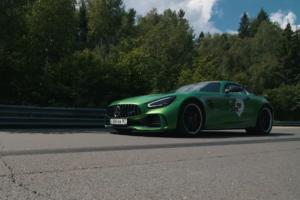 Mercedes-AMG GT R 1100 CV