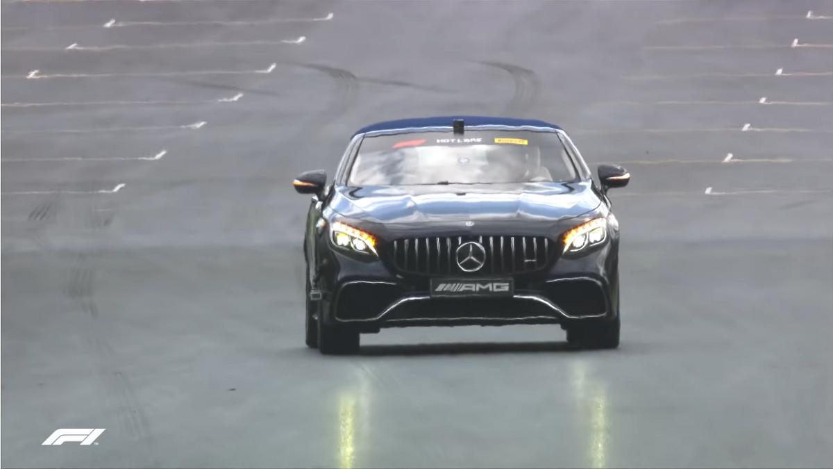 Mercedes-AMG S 63 Hamilton Williams