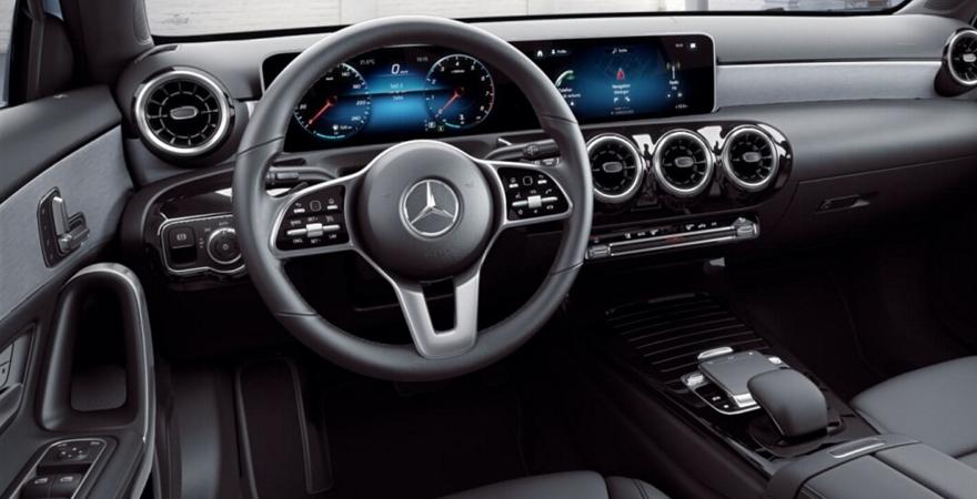 Nuova Mercedes Classe A Sedan Brasile