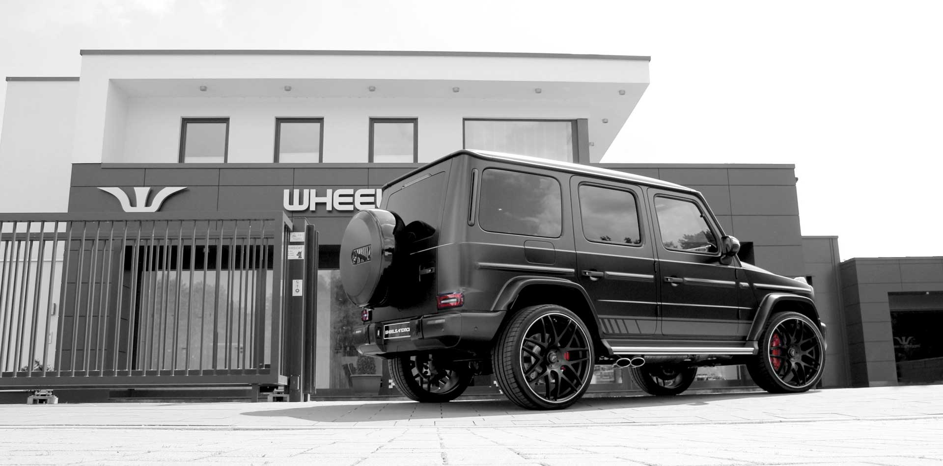 Mercedes-AMG G 63 Wheelsandmore