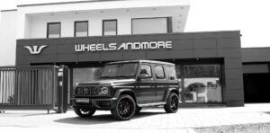 Mercedes-AMG G 63 Wheelsandmore