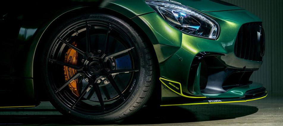 Mercedes-AMG GT R Ferrada