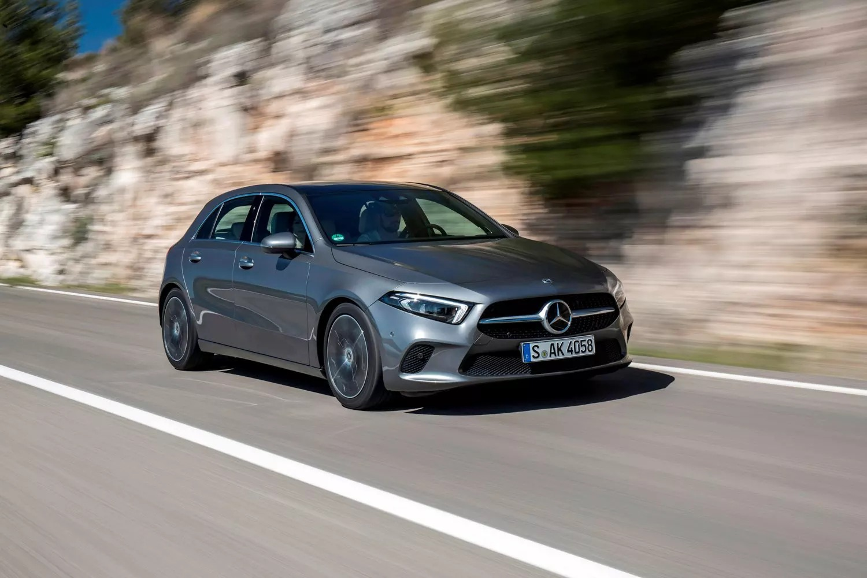 Mercedes Classe A vendite europa luglio