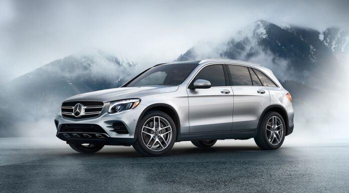 Mercedes GLC 220 2019
