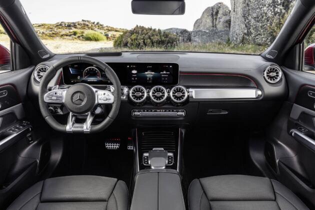 Nuovo Mercedes-AMG GLB 35