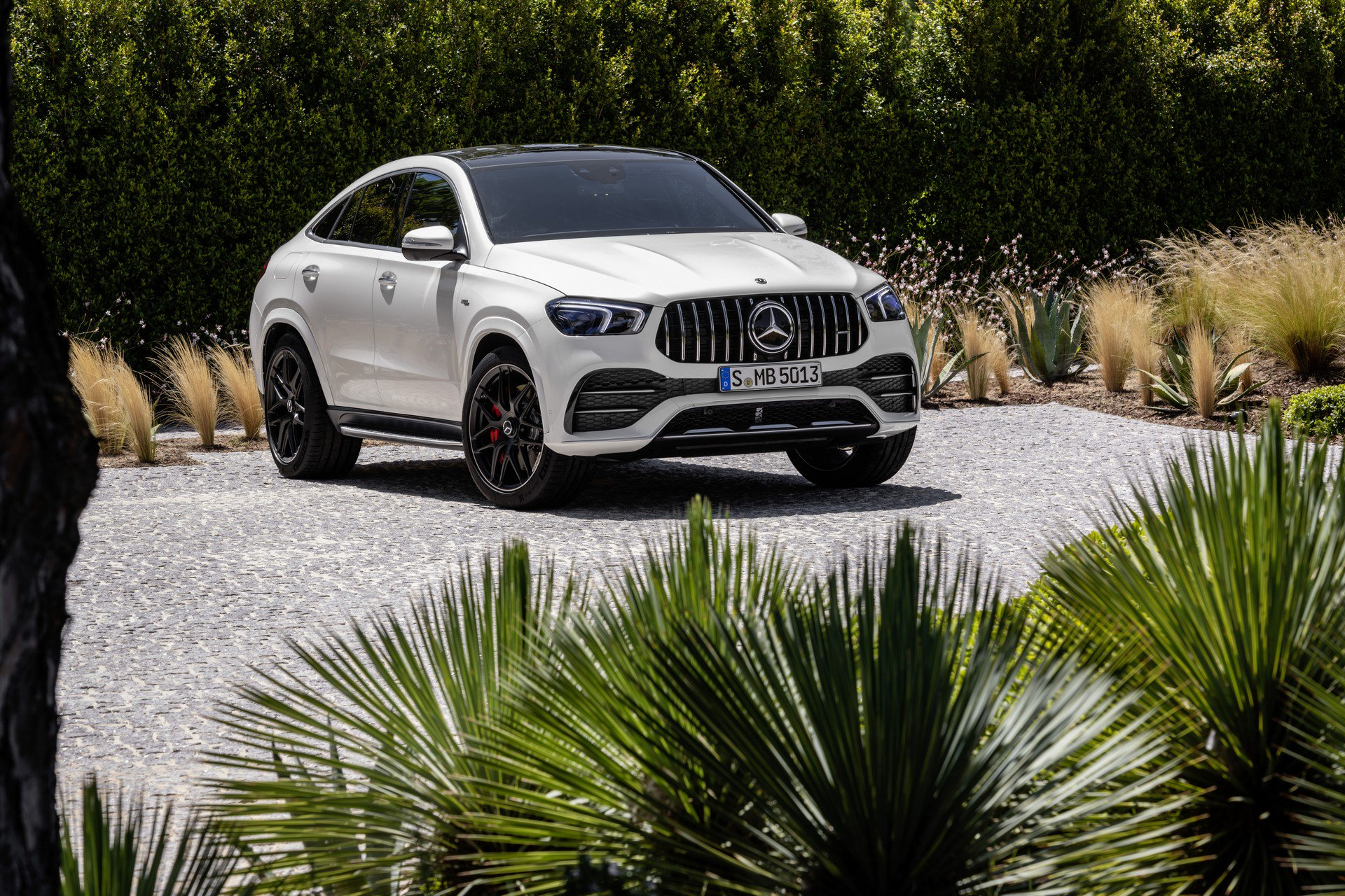 Nuovo Mercedes-AMG GLE 53 Coupé