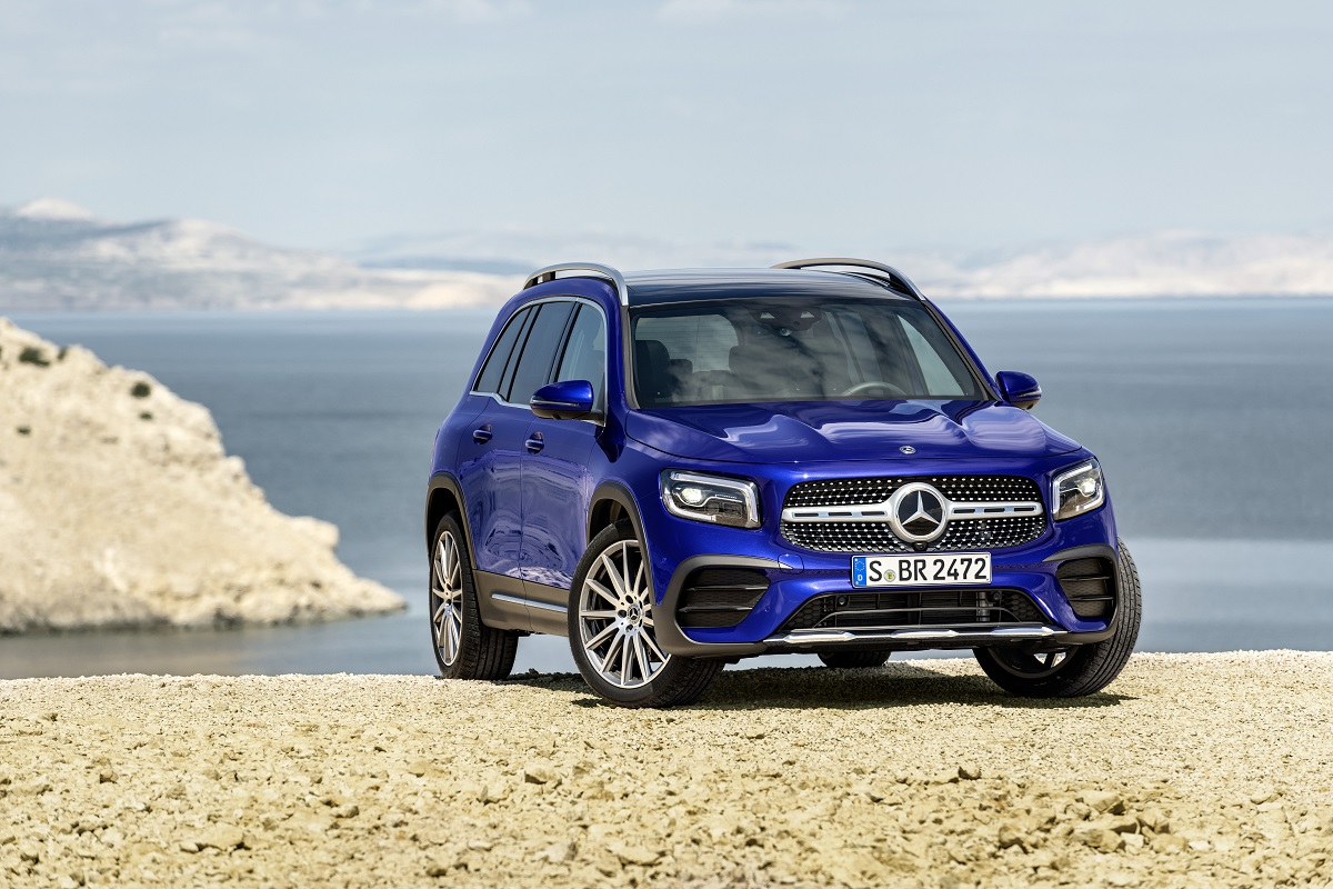 Nuovo Mercedes GLB
