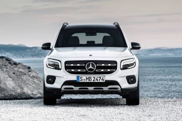 Nuovo Mercedes GLB Edition 1