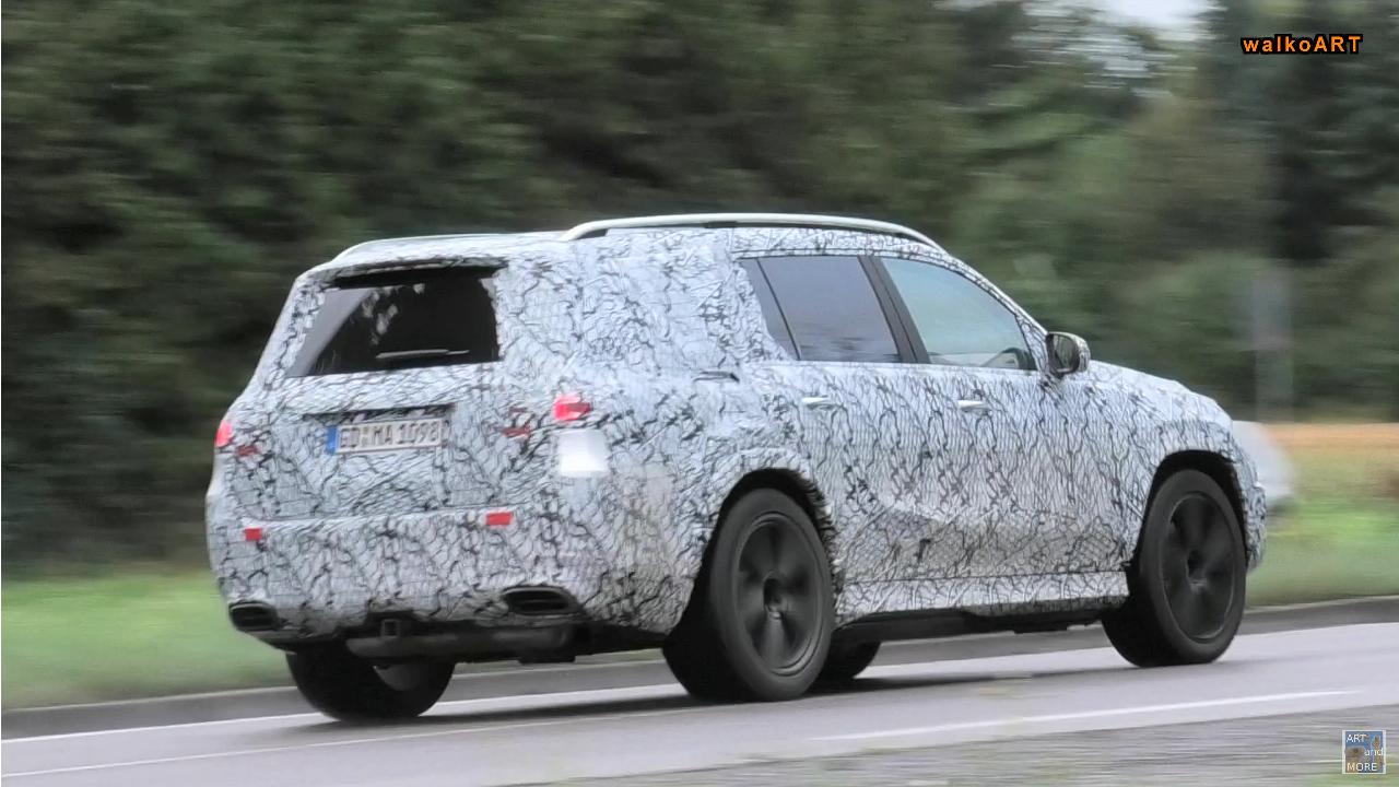 Nuovo Mercedes-Maybach GLS verrà lanciato a novembre