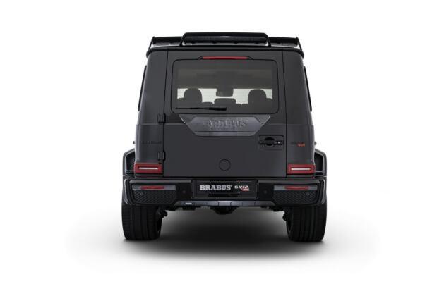 Brabus G V12 900 One of Ten